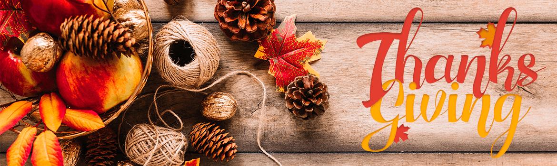 Thanksgiving Day Voucher Codes