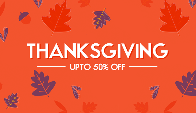 Thanksgiving Day Voucher Codes